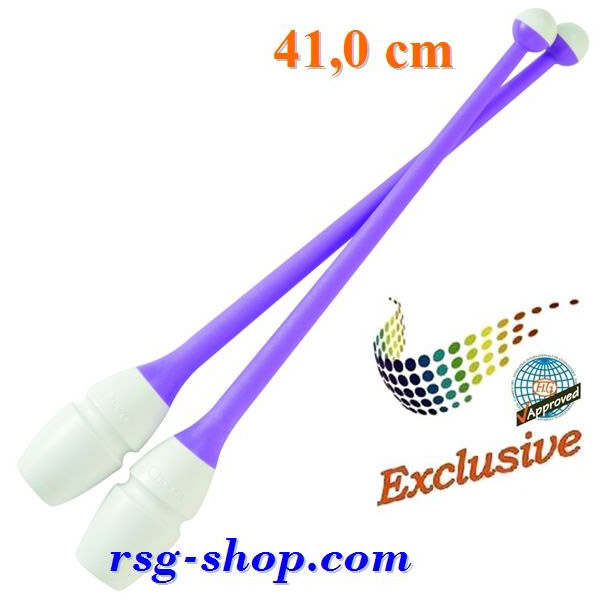 Keulen Chacott Kombi 41 cm White x Purple Art. 20384