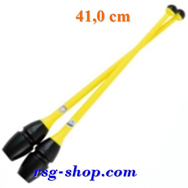 Keulen Chacott Kombi 41 cm Black x Yellow Art. 88162