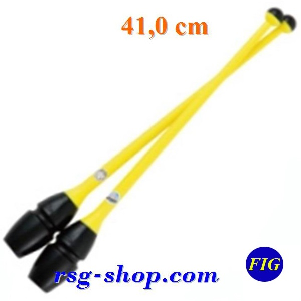 Keulen Chacott Kombi 41 cm Black x Yellow FIG 98162