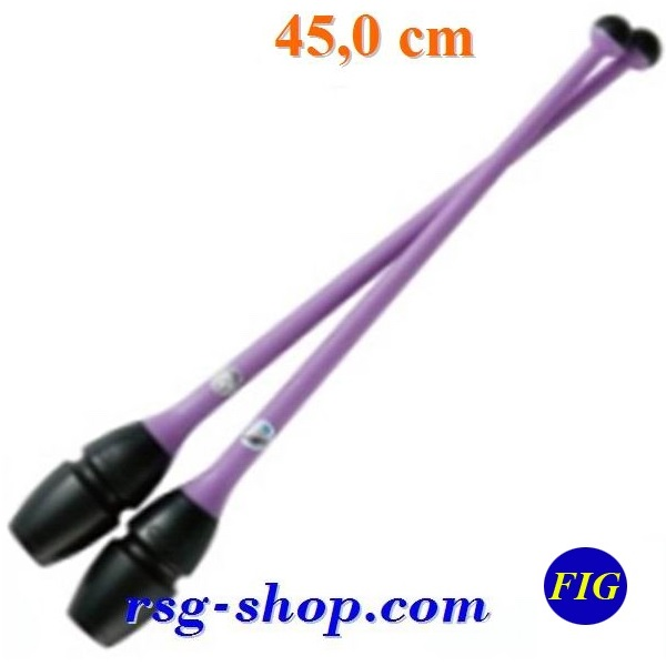 Keulen Chacott Kombi 45 cm Black x Purple FIG 98177