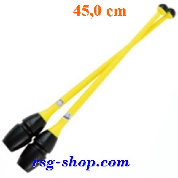 Keulen Chacott Kombi 45 cm Black x Yellow Art. 20389