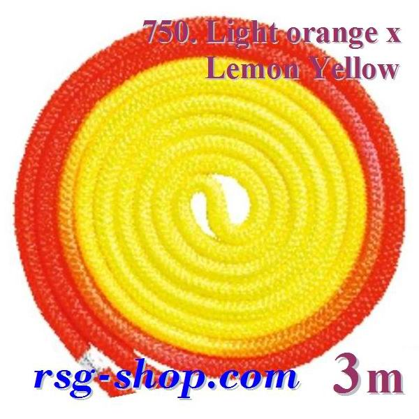 Seil Chacott Gradation 3 m FIG col. Orange-Yellow 68750
