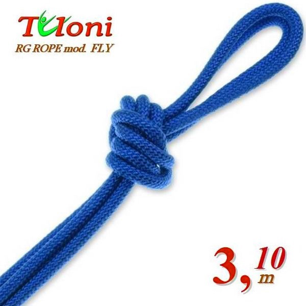 Wettkampfseil Tuloni for Senior 3,1 m 170 Gr. mod. Fly Blue Art.T0142