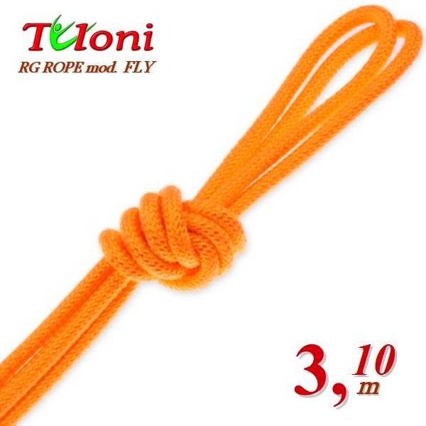 Wettkampfseil Tuloni for Senior 3,1 m 170 Gr. mod. Fly Orange Art.T0141