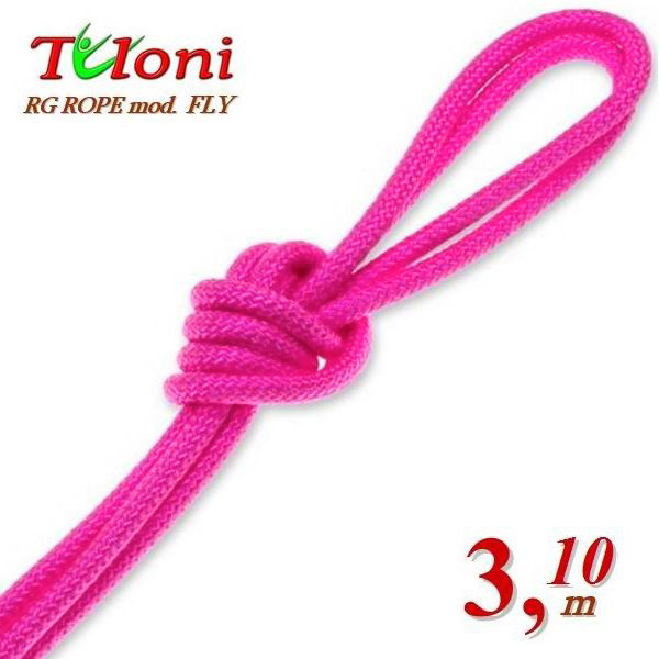 Wettkampfseil Tuloni for Senior 3,1 m 170 Gr. mod. Fly Pink Art.T0194
