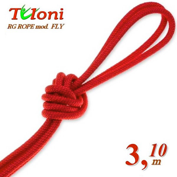 Wettkampfseil Tuloni for Senior 3,1 m 170 Gr. mod. Fly Red Art.T0196