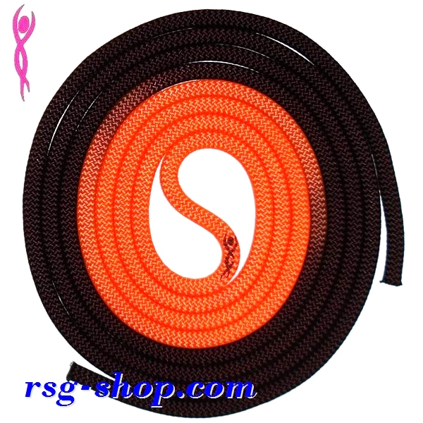 Seil Venturelli Gradation 3 m FIG col. Black-Orange PLDD002014