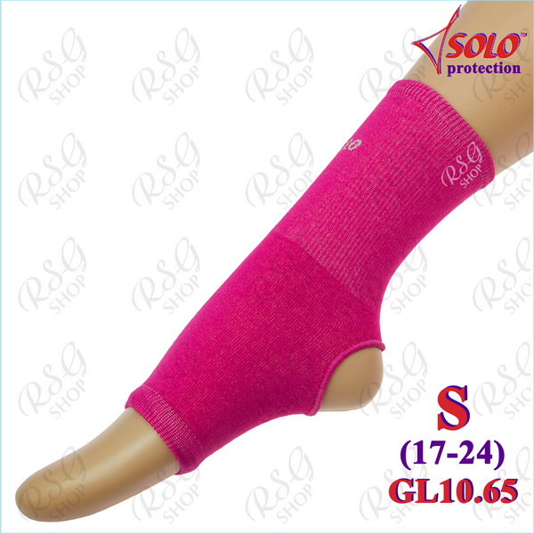 Foot covers Solo knited s. S (17-24) col. Fuchsia GL10.65-S