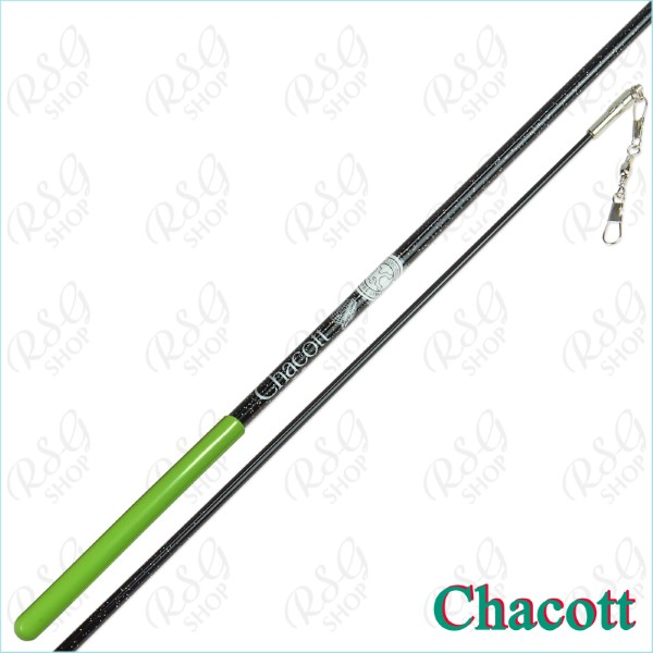 Stab Chacott Holographic 60cm col. Black grip Green FIG 02-98008Gr032
