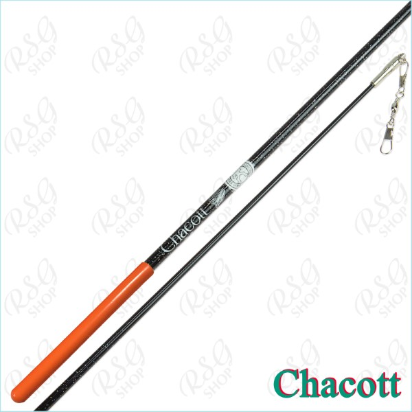 Stab Chacott Holographic 60cm col. Black grip Orange FIG 02-98008Gr083