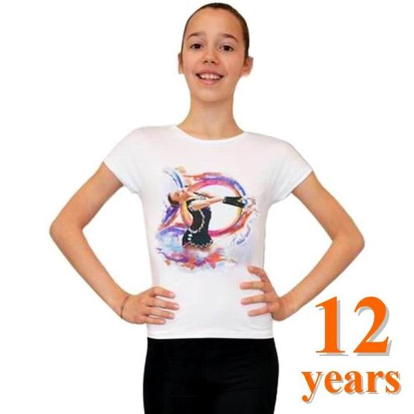 T-Shirt Pastorelli Dreamin Paint Gr. 12 (134-140) White 03584