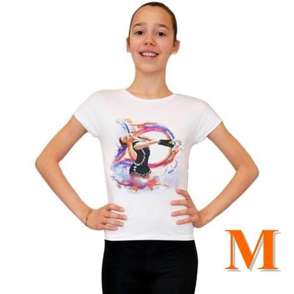 T-Shirt Pastorelli Dreamin Paint Gr. M (152-158) White 03587