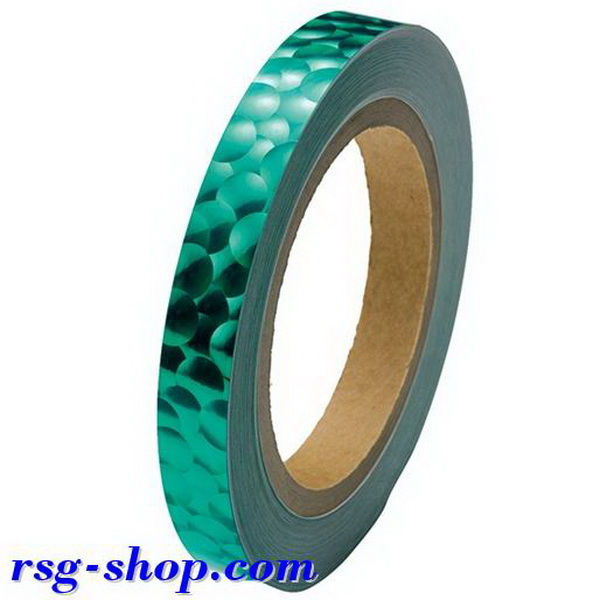 1 Meter x Chacott Mermaid Tape col. Peacock-Green 006-88035