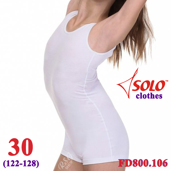 Trainingsanzug Solo s. 30 (122-128) Cotton col. White FD800.106-30