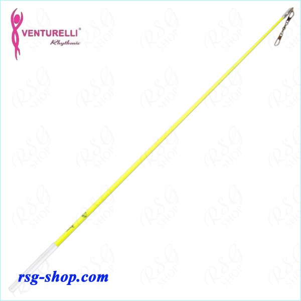 Stab 56 cm Venturelli Neon_Yellow-White FIG ST5616-11801