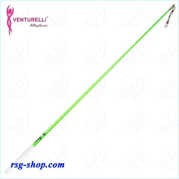 Stab 56 cm Venturelli NeonGreen-White FIG ST5616-11301