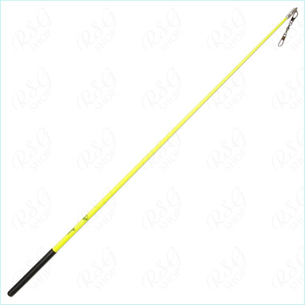 Stab 60 cm Venturelli Yellow_Glitter-Black FIG ST5916-118-02